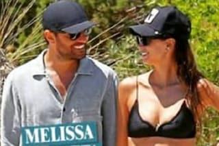 Melissa Satta con il fidanzato Mattia Rivetti, chi è il nuovo amore dopo Boateng