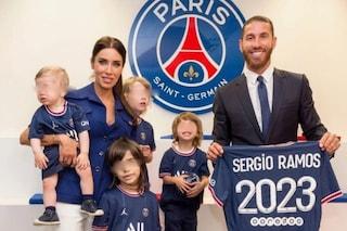 """Sergio Ramos al PSG con la benedizione della moglie: """"Ti sosterrò sempre"""", chi è Pilar Rubio"""