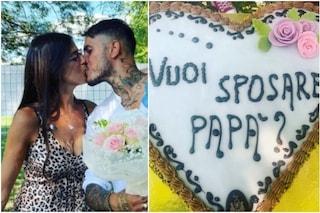 Ex concorrente del Grande Fratello sposa un calciatore: la proposta di matrimonio è speciale