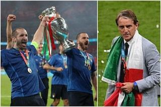"""I genitori di Roberto Mancini: """"Se lo sentiva che avrebbe vinto Euro 2020, ma noi abbiamo sofferto"""""""