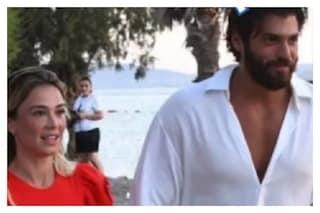 """""""Can Yaman furioso strattona Diletta Leotta"""", il video mostra cos'è successo davvero in Turchia"""