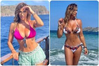 """Sabrina Salerno difende le sue forme: """"Il mio seno è naturale, lo dice una perizia"""""""