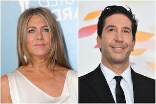 """Jennifer Aniston e David Schwimmer si starebbero frequentando: """"C'è chimica tra loro"""""""