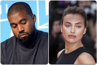 È già finita tra Kanye West e Irina Shayk, il rapper e la modella si sono lasciati