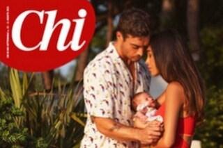 """Belen Rodriguez dopo la nascita di Luna Mari: """"Antonino è il mio posto nel mondo"""""""