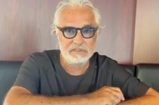 """Flavio Briatore contro l'assessore di Forte dei Marmi: """"Creo posti di lavoro, sei contro i turisti"""""""