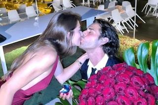 """La fidanzata di Gianmarco Tamberi, Chiara Bontempi: """"Il matrimonio arriverà, ma manca la data"""""""
