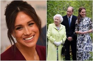 Meghan Markle compie 40 anni: gli auguri di compleanno della regina Elisabetta e di William e Kate