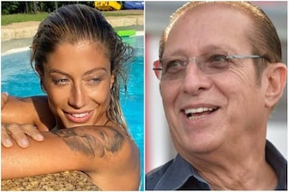 Maddalena Corvaglia e Paolo Berlusconi, le foto in barca insieme alla famiglia