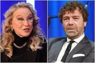 """Clizia Incorvaia incinta, Eleonora Giorgi: """"Massimo Ciavarro non mi ha fatto neanche una telefonata"""""""