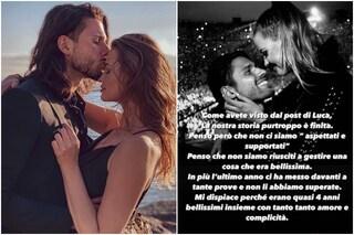 """Ivana Mrazova replica a Luca Onestini: """"Non è vero che ci siamo aspettati, non ci siamo riusciti"""""""