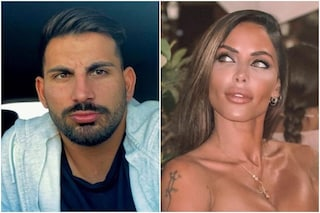 """Federico Perna conferma l'amore con Guedalina Tavassi: """"Siamo felici insieme, non giudicatela"""""""