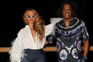 Beyoncé festeggia i 40 anni a Capri con Jay-Z, il suo saluto in italiano fa impazzire i fan