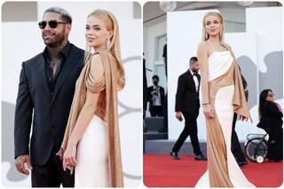 Drusilla Gucci e Francesco Chiofalo insieme a Venezia, la prima uscita di coppia è sul red carpet
