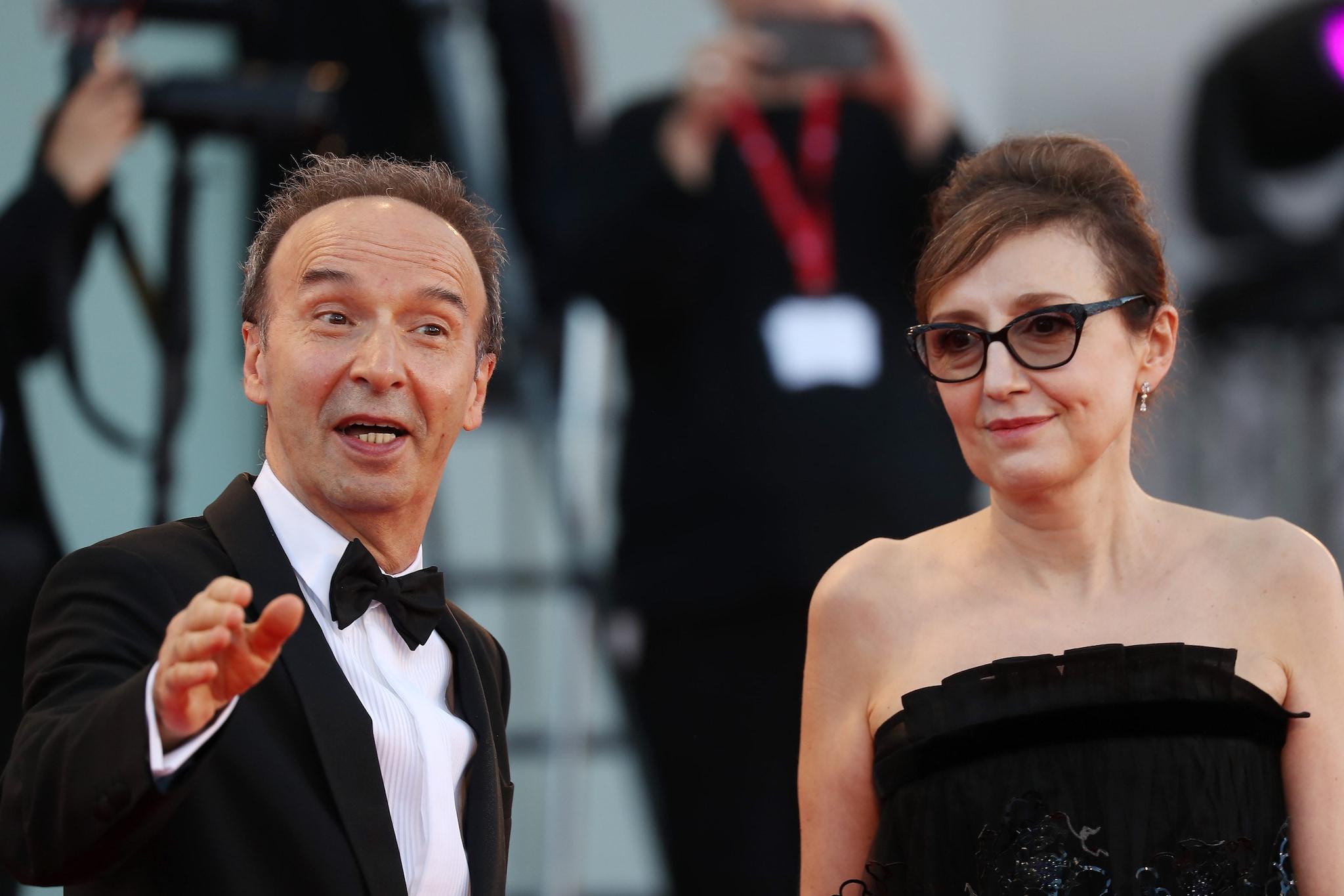 Nicoletta Braschi e la vita con Roberto Benigni, un amore a eterna vista