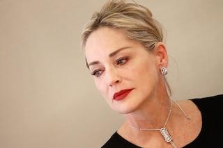 """Sharon Stone: """"Il mio nipotino River con i suoi organi ha salvato la vita a tre persone"""""""