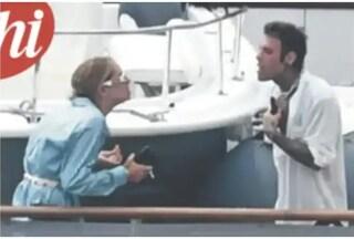 Chiara Ferragni e Fedez come Jack e Rose di Titanic, il meme impazza sui social