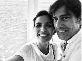 """La dedica d'amore di Serena Rossi a Davide Devenuto: """"Una fortuna averlo avuto accanto a me"""""""