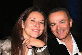 """Dodi Battaglia piange la moglie Paola: """"Era la mia motivazione per vivere, ora penso a mia figlia"""""""