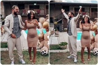Alessia Macari e Oliver Kragl annunciano il sesso del loro primo bebè