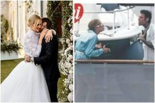 Ma quale crisi Ferragnez: Fedez e Chiara Ferragni festeggiano 3 anni di nozze e scherzano sulla lite