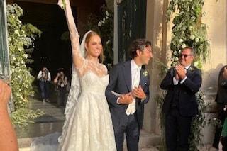 Miriam Leone ha sposato Paolo Carullo, la prima foto dopo le nozze