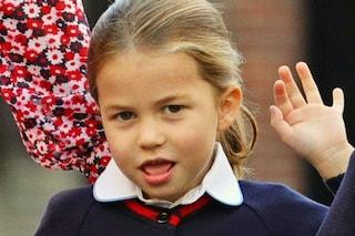 La Principessa Charlotte usa un nome diverso a scuola: ecco come viene chiamata dagli altri bambini