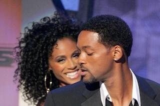 """Will Smith sceglie il poliamore con la moglie Jada: """"Il matrimonio non può essere una prigione"""""""