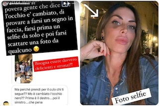"""Guendalina Tavassi si difende dagli hater dopo l'aggressione: """"Bisogna essere deficienti e str***i"""""""