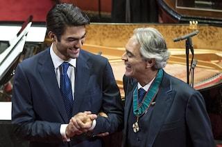 """Matteo Bocelli e la rivelazione sul padre Andrea: """"Non volevo farlo"""""""