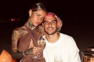 Zoe Cristofoli è incinta, Theo Hernandez diventerà papà