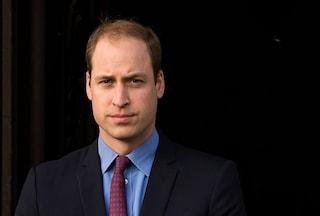 """Il principe William: """"Chi è miliardario dovrebbe occuparsi di questo pianeta non dello spazio"""""""