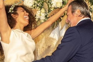 Afef si è sposata, le nozze in Costa Azzura con Alessandro dal Bono