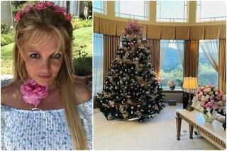 Perché Britney Spears ha deciso di festeggiare il Natale in anticipo
