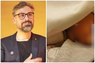 "Brunori Sas è diventato padre, è nata Fiammetta: ""Già irrimediabilmente rimbambito"""
