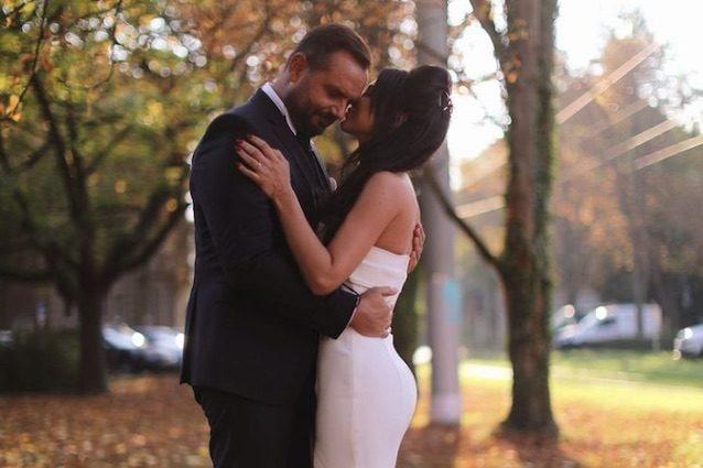 L'ex cavaliere di U&D Enzo Capo e Lucrezia Massimo si sono sposati