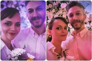 Christina Ricci ha sposato il compagno Mark Hampton