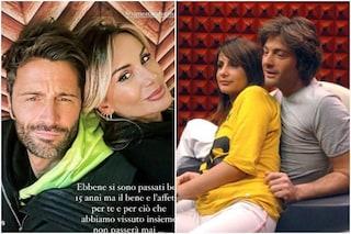 """Filippo Bisciglia rivede la ex Simona Salvemini conosciuta al GF: """"L'affetto per te non passerà mai"""""""