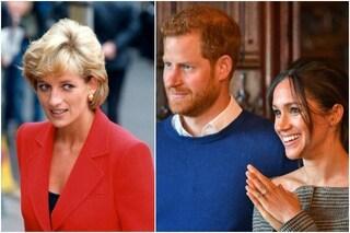 Harry e Meghan non ci saranno alla festa in onore di Lady Diana: i motivi ufficiali
