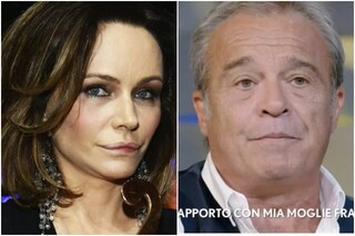 """Francesca Neri dopo la malattia: """"Claudio Amendola c'è sempre stato, è un uomo meraviglioso"""""""