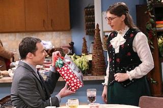 In The Big Bang Theory 8x11 Sheldon scopre il senso del Natale (FOTO/VIDEO)