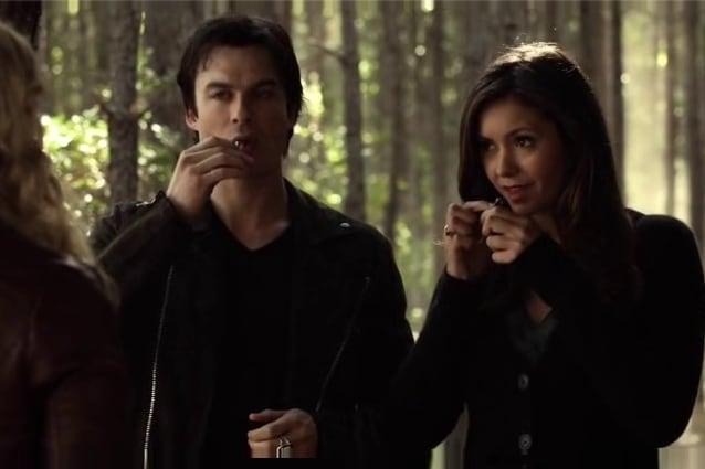 In The Vampire Diaries 6×09 Elena e Damon uniti per salvare Bonnie (VIDEO)