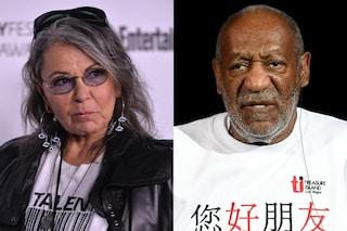 """Roseanne Barr sulle accuse a Bill Cosby: """"Non è una sorpresa per nessuno"""""""