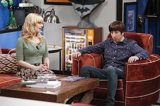 The Big Bang Theory 8x15, il cordoglio per la morte della madre di Howie (VIDEO)