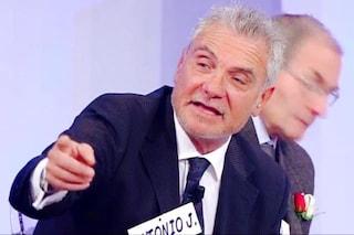 Antonio Jorio lascia Uomini e Donne dopo 5 anni e questa volta è per sempre