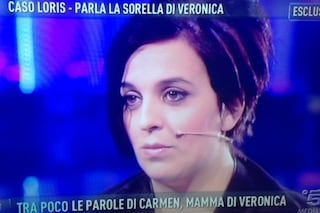 """Antonella Panarello: """"Mio figlio pensa che Loris sia in tv per via della recita di Natale"""""""