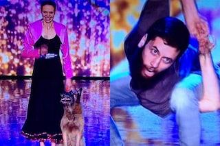 Italia's Got Talent 2015, dal contorsionista al cane che balla: buona la prima su Sky