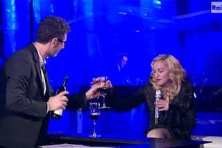 """Madonna fa impennare gli ascolti: record per """"Che tempo che fa"""""""