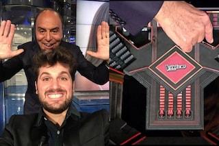 La conversione di Bruno Vespa, dal selfie con Matano al plastico di The Voice