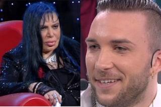 """Loredana Berté ad Amici troppo dura con Briga: """"Sei un figlio di papà"""""""